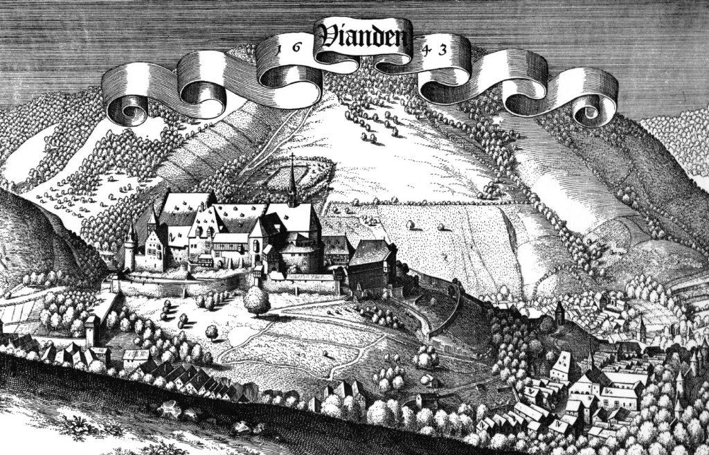 Vianden_1643,_Matthäus_Merian